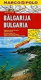 Bulgaria Marco Polo Map (Marco Polo Maps)