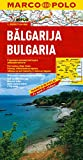 MARCO POLO Länderkarte Bulgarien 1:800.000 (MARCO POLO Länderkarten)