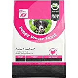 Only Natural Pet Dry Dog Food Puppy Power Feast Canine PowerFood – Grain Free, Naturally Paleo Friendly Formula – Turkey & Chicken Blend – 13 lb Bag For Sale