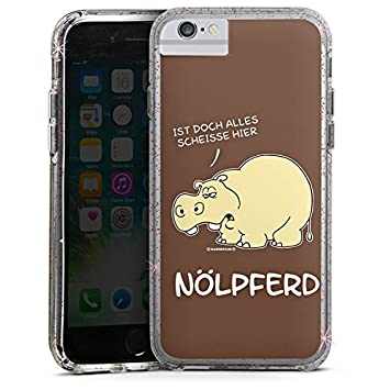 coque iphone 8 hippopotame