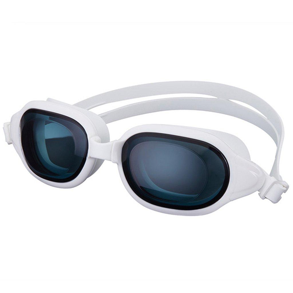 スイミンググラス防曇防水抗UV Pingguang HDアダルトプロフェッショナルゴーグル スタイリッシュな  D B07F8PJ17T