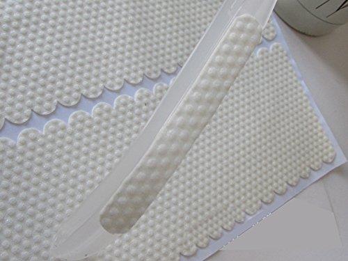 Bettli Non-Slip High Quality Rubber Hanger Grips Hanger Strips