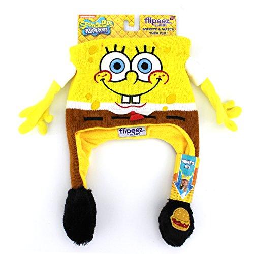 Spongebob Squarepants Kids Flipeez Action
