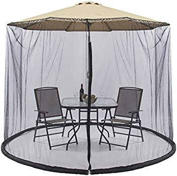 Best Choice Products 9' Patio Umbrella Screen (SKY3252)
