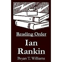 Ian Rankin - Reading Order Book - Complete Series Companion Checklist
