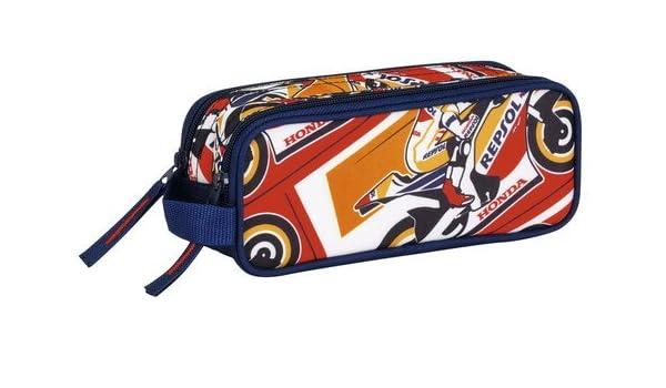 Repsol Honda - Portatodo Doble: Amazon.es: Juguetes y juegos