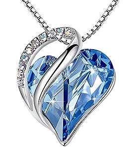 Leafael Birthstone Necklace