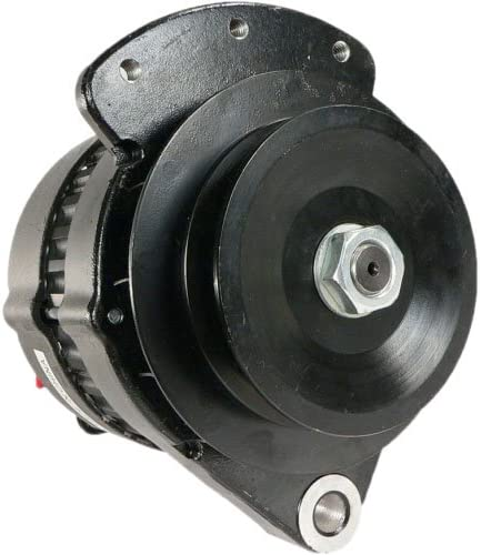 Ts Spectrum With Yanmar PL110-638 8MR2195TA 8MR2348 110-638 110-638RM 44-2705 45-1706 5D51051G01 5D51051G02 41-2705 DB Electrical AMO0070 New Alternator For Thermo King Thermoking Rd-Ii Tle 96-On