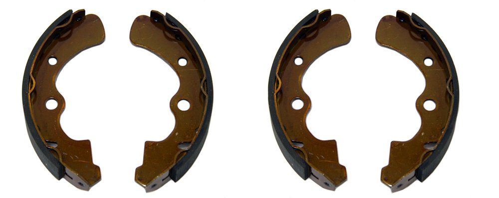 Front Brake Shoes Kawasaki Mule 3010 4x4 KAF620E 2001 2002 2003 2004 2005 Factory Spec