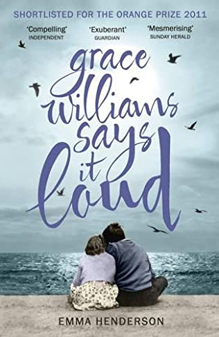 book cover of Grace Williams Says It Loud