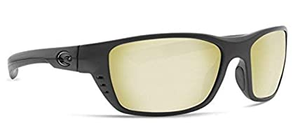 797443ae66 Image Unavailable. Image not available for. Color  Costa Del Mar Costa Del  Mar WTP01OSSGLP Whitetip Sunrise Silver Mirror 580G Blackout ...