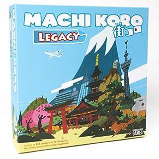 Machi Koro Legacy, Game