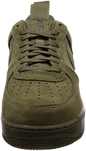 De 1 Olive Force Nike Air '07 Synth Sneaker Cuir wx5qSt