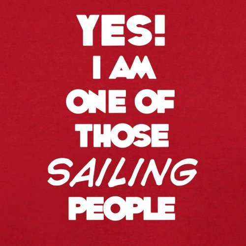 Those One Black Yes Retro Sailing Bag People Of Red I Am Flight qffEIT