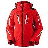 Obermeyer Kids Boy's Mach 8 Jacket (Little Kids/Big Kids) Red X-Large