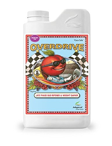 750-14 Overdrive Fertilizer 1 Liter, Brown/A ()