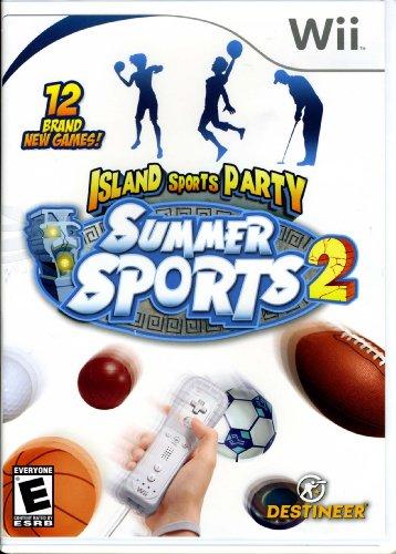 Summer Sports 2 - Nintendo Wii