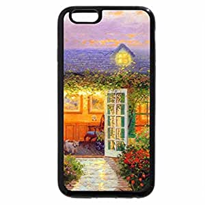 iPhone 6S / iPhone 6 Case (Black) House plenty of colors