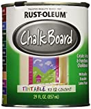 Rust-Oleum Corporation 243783 Specialty Chalkboard Tint Base, Quart