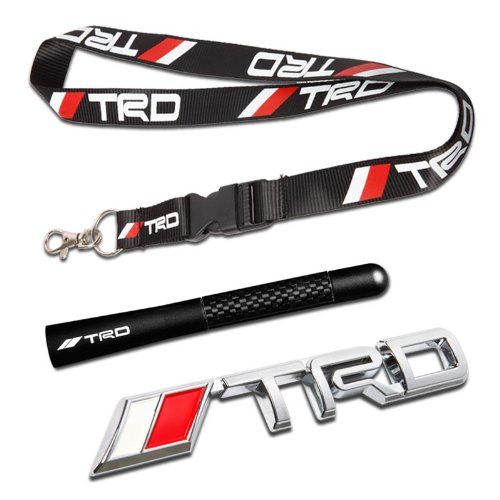 TRD Toyota Racing Car Accessories Limited Special Combo Package Sale ...