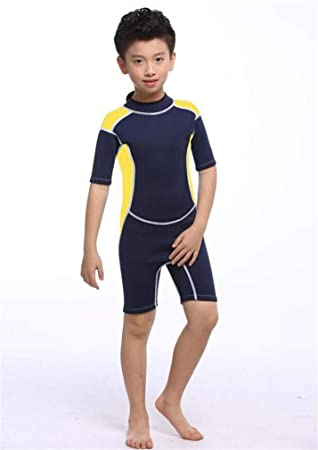 Amazon.com: SPP PANDA Wetsuit Kids 2.5MM Child Wetsuit ...