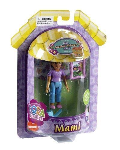 Dora the Explorer Mini Poseable Figure Mami by Dora the Explorer