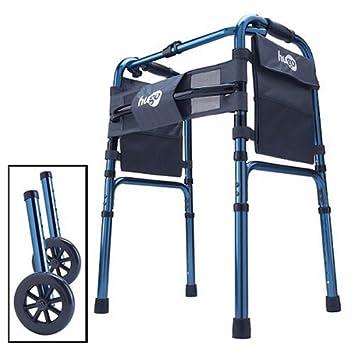 Amazon.com: Hugo andador plegable, ayuda de movilidad ...