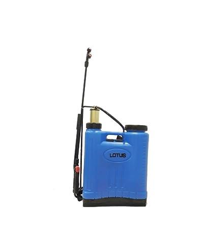 Mejor 4.2 L mochila pulverizadora (con boquilla de 4 Set fertilizantes/ pulverizador de jardín