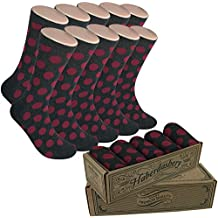 Men's Matching Dress Socks   Groomsmen Weddings Party Events   Gala 5 Collection