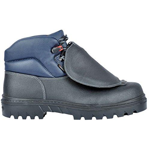 Cofra 26630-000.W48 Protector BIS S3 M HRO SRC Chaussures de sécurité Taille 48 Bleu