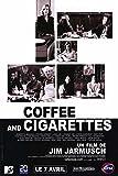 """Coffee and Cigarettes (フランス)ポスター( 11"""" x 17"""" )"""