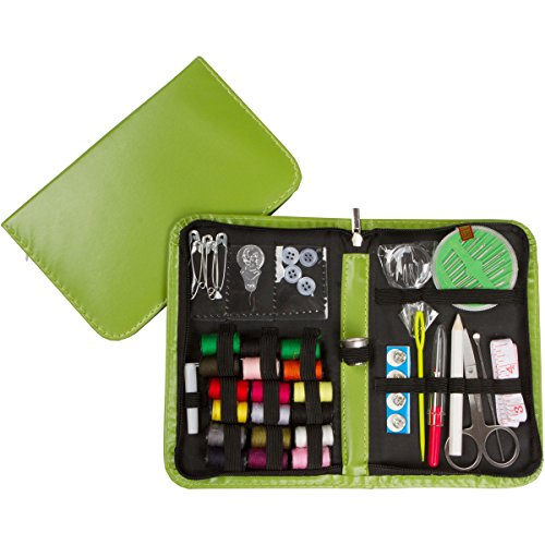 AMAZING SALE!!! Professional Sewing Supplies Kit With Lea...