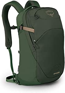 Osprey Apogee Men's Laptop Backpack, Gopher Green, One Size