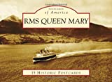 img - for RMS Queen Mary (Postcards of America) book / textbook / text book