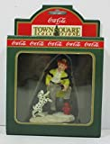 1994 Coca Cola Town Square Collection Sparky & The