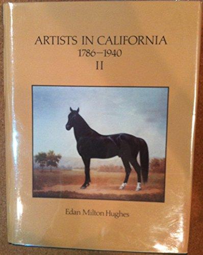 Artists in California, 1786-1940