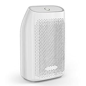 Afloia Dehumidifier For Home Quiet Mini Dehumidifier For Bedroom 700ml 24 Ounce