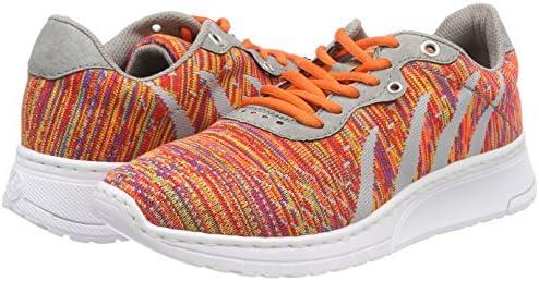 Rieker Womens L0596 35 Low Top Sneakers Fashion Sneakers