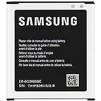 Samsung eb-bg360bbe-b batería de 2000mAh para Galaxy Core Prime, Plata/Negro- Versión Extranjera