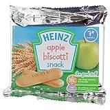 Heinz 6 Month Apple Biscotti 60g