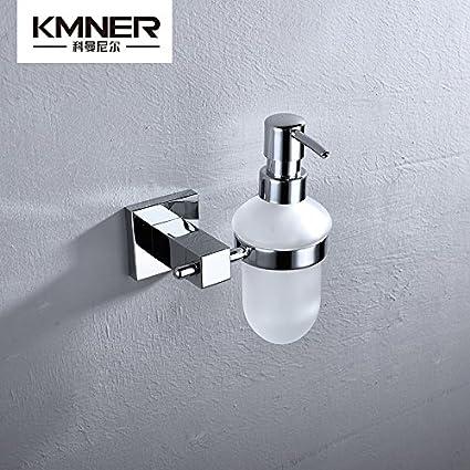 Accesorios de baño Yomiokla - Toalla de metal para cocina, inodoro, balcón y bañoPortavasos
