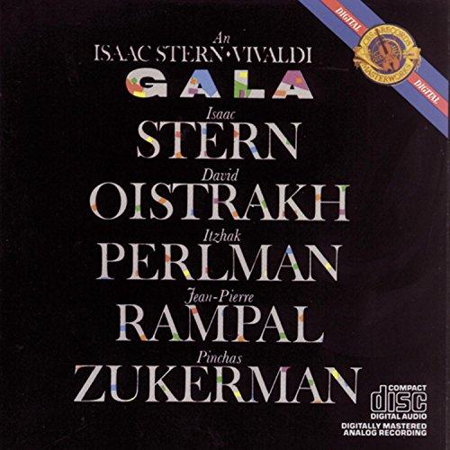 An Isaac Stern Vivaldi Gala (Stern Isaac Cd)