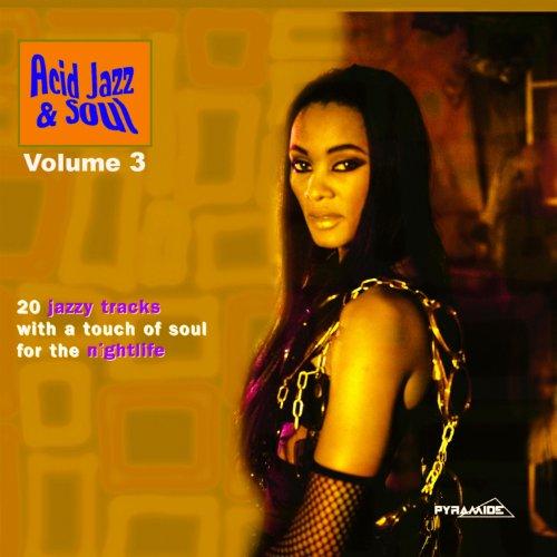 Acid Jazz & Soul: 20 Jazzy Tra...