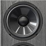 BIC America Venturi DV64 2-Way Tower Speaker, Black