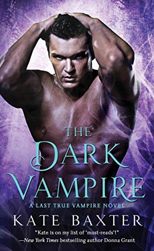 book cover of The Dark Vampire