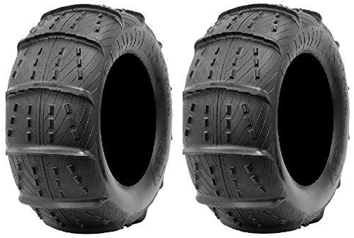Pair of CST SandBlast (2ply) 28x12-14 ATV Tires (2) by Powersports Bundle (Image #2)