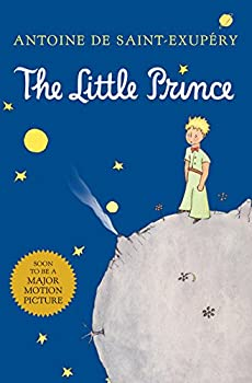 The Little Prince by Antoine de Saint-Exupéry science fiction and fantasy book and audiobook reviews