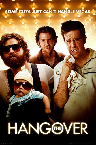 The Hangover Poster 24 x 36in