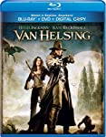 Cover Image for 'Van Helsing [Blu-ray/DVD Combo + Digital Copy]'