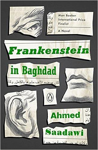 Frankenstein In Baghdad Amazon Ahmed Saadawi 9780143128793